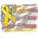 Yellow RIbbon Soldier
