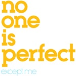 No one is perfect!