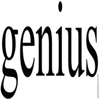 294d. genius
