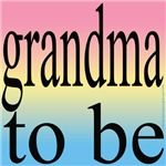 109b. grandma to be [black on pastel grade red on