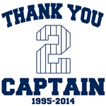 Thank You to The Captain