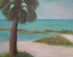 CALM DAY ON LITTLE BEACH
