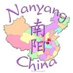 Nanyang Color Map, China