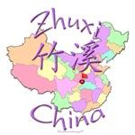 Zhuxi, China