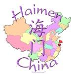 Haimen, China