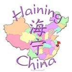 Haining, China...