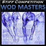 Stiff Competition Blue Shoulders