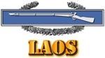 Combat Infantryman Badge - Laos