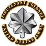 Army - Lieutenant Colonel w Txt