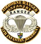 Airborne Ranger Infantry - 75th IN RGT
