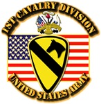 Army - 1st Cavalry Division