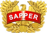 Sapper - Warrant Officer