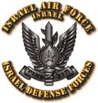 Israel -  Air Force Hat Badge