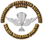 Unloader Of Parachuted Equipment