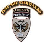 ISAF Sof Commando - With Text