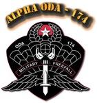 Alpha ODA - 174 with Text