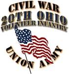 20th Ohio Volunteer Infantry