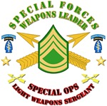 SOF - SF Weapons Leader - Light