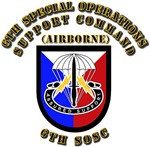 6th Special Operations Support Command