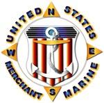 Emblem - US Merchant Marine - 1