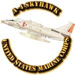 USMC - A4 - Skyhawk