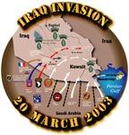 Iraq Invasion - 20 March 2003