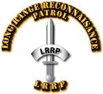 Army - Badge - LRRP