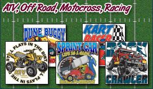 Various Motor Sports T-Shirts and Gift