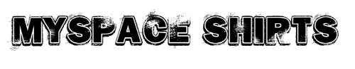 Myspace T-shirts