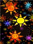 Psychedelic Suns