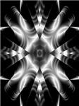 Black and White Fractal
