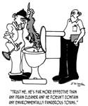 Plumbing Cartoon 2407