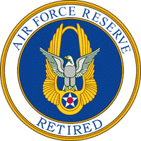 <P>Air Force Reserve Retired