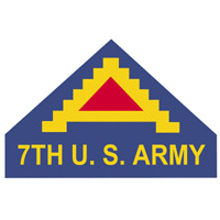 7th Army Emblems