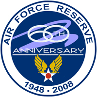 Air Force Reserve<BR>60th Anniversary