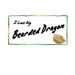 I Love My Bearded Dragon