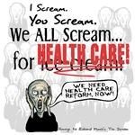 The Scream for Health Care Reform Gear
