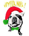 JOYEUX NOEL (FRENCH DOG)