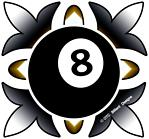 Deco 8 Ball Billiard T-shirts And Novelty Gifts