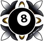 8 Ball Deco Design