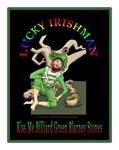 Kiss Me Billiard Green Blarney Stones St Patrick's