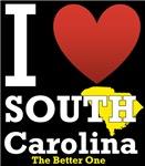 I <3 South Carolina