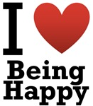 I Love Being Happy