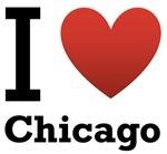 I Love Chicago (light)