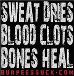 SWEAT BLOOD BONES