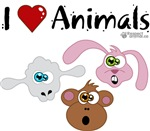 I LOVE ANIMALS 01