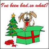 I've been bad,...