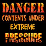 Danger! Contents...