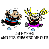 I'm Hyper!