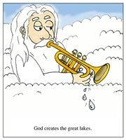 God's spit valve